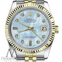 Rolex Gold/Steel 26mm Automatic 69173 pre-owned United States of America, New York, New York
