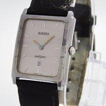 """Rado """"DiaStar 160.0442.3 - Quartz"""" Watch  / Stainless..."""