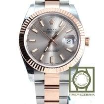 Rolex Datejust II Acero y oro 41mm Rosa