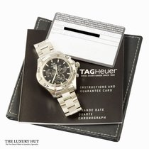 TAG Heuer Aquaracer 300M pre-owned 44.5mm Steel