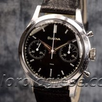 Bulova Chronograph Original 1963 Waterproof-style Chronograph...
