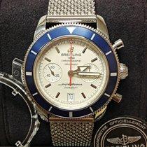 Breitling Superocean Héritage Chronograph A23370 - Box &...