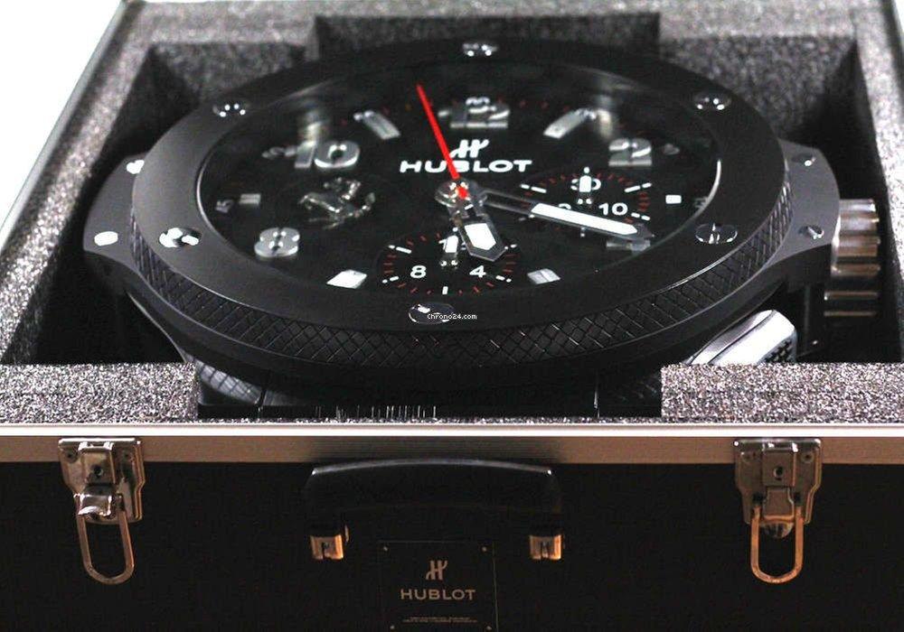 c774f7da52a Hublot Wall Clock Ferrari Hublot NEW à vendre pour 5.890 € par un Trusted  Seller sur Chrono24