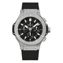 Hublot Big Bang 44 mm Steel 44mm Black No numerals United States of America, New York, New York