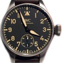 IWC Big Pilot новые 2021 Автоподзавод Часы с оригинальными документами и коробкой IW510301