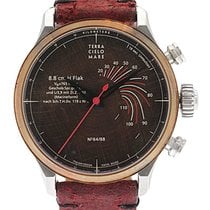 Terra Cielo Mare Chronograph 44mm Automatic new Brown