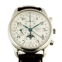 Longines Master Collection Automatic Chronograph Moonphase...