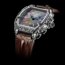 Strom new Automatic Display back Central seconds Limited Edition 46,7mm Silver Sapphire crystal
