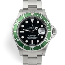 Rolex 16610LV Submariner Date RRR - Anniversary Full Set