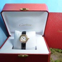 Cartier 27mm Quarz neu Trinity Champagnerfarben
