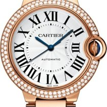 Cartier Rose gold Automatic WJBB0005 new
