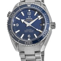 Omega Chronometer 42MMmm Automatic new Seamaster Planet Ocean Blue