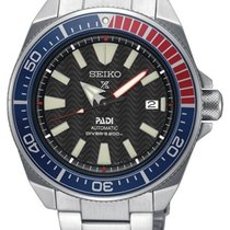 Seiko Steel 43,8mm Automatic SRPB99K1 new