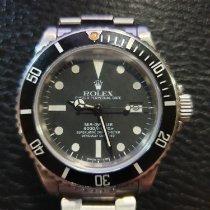 Rolex Sea-Dweller Acero 40mm Negro Sin cifras España, Oviedo