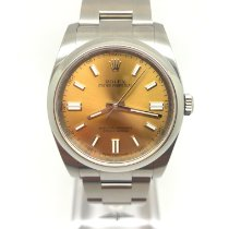 Rolex Oyster Perpetual 36 Acero 36mm Árabes