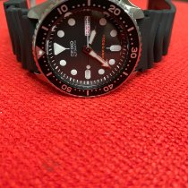 Seiko SKX007K1 Steel 2019 Prospex 42mm new