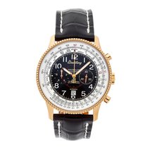 Breitling Montbrillant Rose gold 42mm Black Arabic numerals United States of America, Pennsylvania, Bala Cynwyd