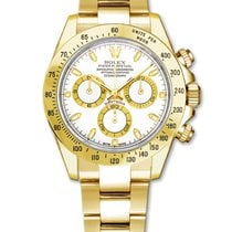 Rolex 116528 Yellow gold 2014 Daytona 40mm pre-owned United States of America, New York, NEW YORK