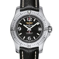 Breitling Colt 36 Steel 36mm Black Arabic numerals United Kingdom, London