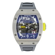 Richard Mille RM 029 Titanium 39.7mm Transparent