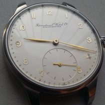 IWC Portuguese (submodel) IW123 Very good Gold/Steel 44mm Manual winding