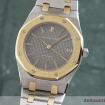 Audemars Piguet Gold/Steel 35mm Automatic Royal Oak pre-owned