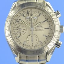 Omega Speedmaster Day Date Acero 40mm Plata