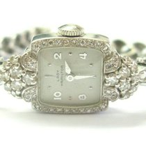 Hamilton Lady Hamilton pre-owned 15mm White White gold
