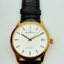 Zenith Port Royal Rose gold 38mm Silver United States of America, New York, NEW YORK