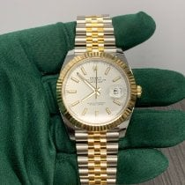 Rolex Datejust new 2019 Automatic Watch with original box and original papers 126333