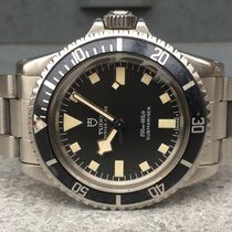 Tudor Steel Automatic pre-owned Submariner