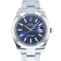 Rolex Datejust II Steel 41mm Blue United States of America, Georgia, Atlanta