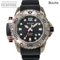 Bulova Titanium 56mm Automatic 96B226 pre-owned
