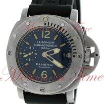 Panerai Luminor Submersible PAM00087 подержанные