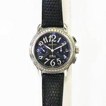 Zenith El Primero Chronomaster Lady Zeljezo 37mm Crn Arapski brojevi