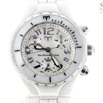 Technomarine Ceramic Quartz White Arabic numerals 40mm pre-owned