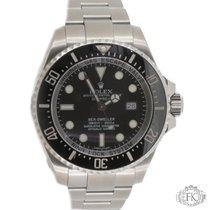 Rolex Sea-Dweller Deepsea | 44mm Black Ceramic Bezel | Deep sea
