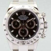 Rolex 116520 Stahl Daytona 40mm