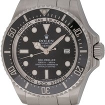 Rolex : Sea-Dweller DEEPSEA :  116660 :  Stainless Steel :...