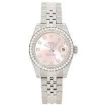 Rolex Lady-Datejust 179384 2017 ny