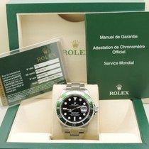 Rolex Submariner Date 50th Anniversary Ghiera Verde Green Full...