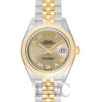Rolex Lady-Datejust novo Automático Relógio com caixa e documentos originais 279173