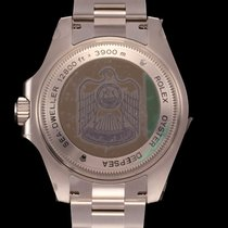 Rolex Sea-Dweller Deepsea ref 116660 blue Dial Arab Crest Logo