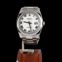 Rolex Oyster Perpetual Datejust Steel 36mm