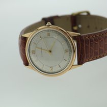 Movado Or rose Remontage manuel Blanc Arabes 35mm occasion