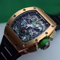 Richard Mille Roodgoud Chronograaf Automatisch 2018 RM 011