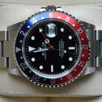 Rolex [SERVICE+B+P+99% LIKE NEW] GMT Master II PEPSI -2000