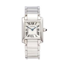 Cartier Tank Française W50012S3 or 2403 1999 pre-owned