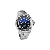 Rolex Sea-Dweller Deepsea D-Blue New Full Set 2016 NOS