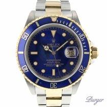 Rolex Submariner Date Gold/Steel